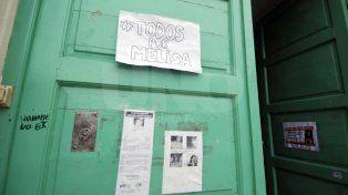 En recuerdo de Melisa: no hay clases en la escuela Almirante Brown por duelo
