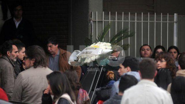 El último adiós a Melisa Anahí Gómez
