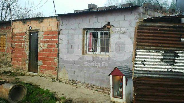 Apresaron a un violento delincuente durante un allanamiento en Barranquitas