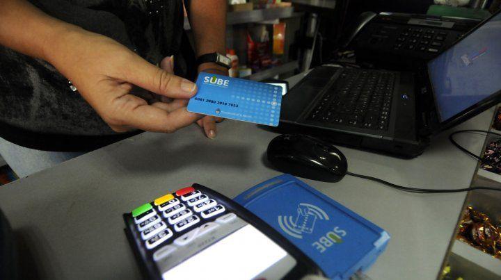 La única. La tarjeta Sube se podrá comprar en kioscos o comercios adheridos a un costo de 25 pesos.