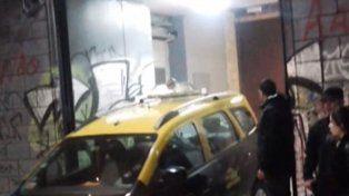 tras la entrevista con fantino, un taxista rechazo subir al medico amenazado