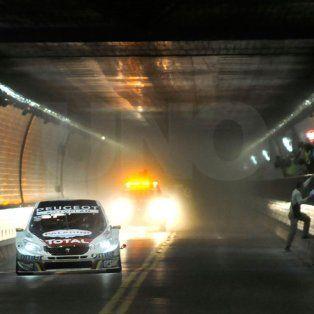 se llevara a cabo la 2ª edicion del cruce del tunel subfluvial, entre santa fe y parana