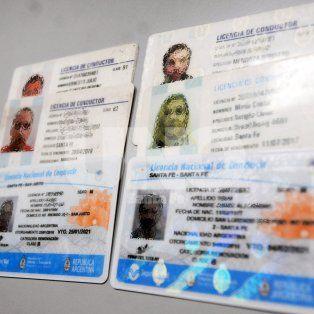 cayo una banda que se dedicaba a falsear licencias de conducir