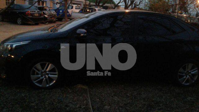 Tres pilotos del Súper TC2000 se accidentaron cuando venían para Santa Fe