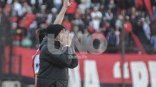 Paolo Montero destacó la predisposición que tuvieron los jugadores.