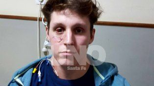 Cirugía. Reconstructiva y un probable implante para recuperar su ojo derecho.