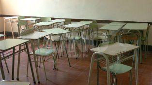 Otro día sin clases por paro docente