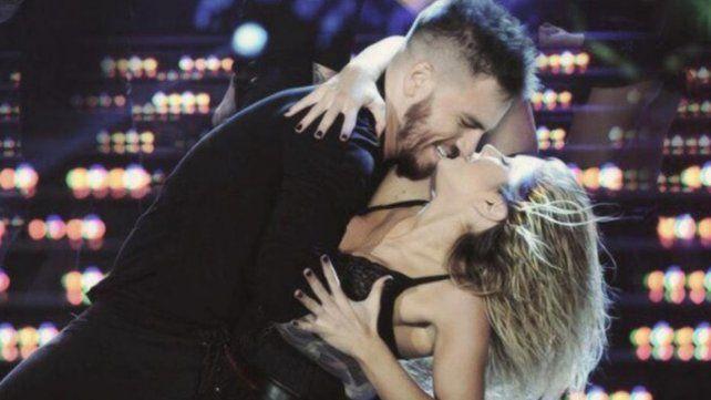 ¿Se terminó la buena onda en la pareja de baile?