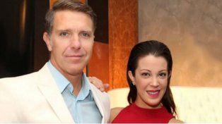 Miriam Lanzoni y Alejandro Fantino: acercamiento con mensajes virtuales