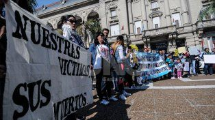 #santafesangra: convocan a una marcha para pedir seguridad y justicia