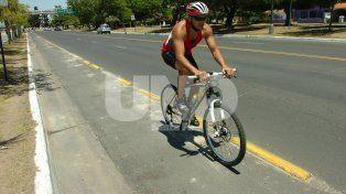 Movilidad. Se busca ampliar la actual red de ciclovías y bicisendas de la ciudad fomentando un medio de transporte saludable.