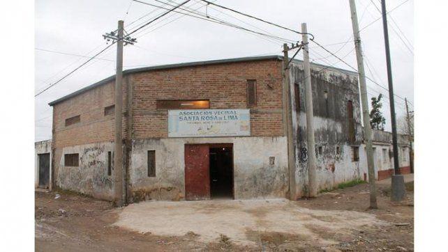 Misión Baños: una campaña para arreglar la vecinal de Santa Rosa