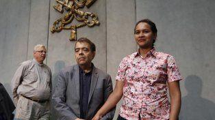Marcilio Andrino y su esposa presenciarán la ceremonia de canonización de la madre Teresa de Calcuta.