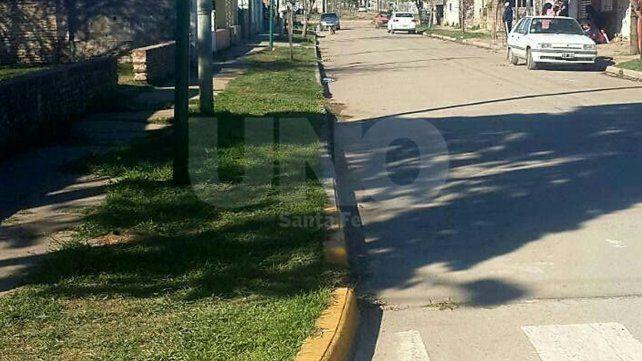 Asesinaron a un adolescente en el barrio Guemes de Rafaela
