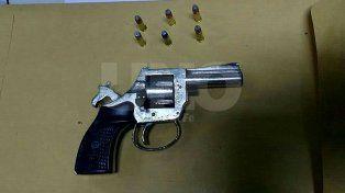 Barranquitas: detuvieron en un tiroteo a tres chicos armados