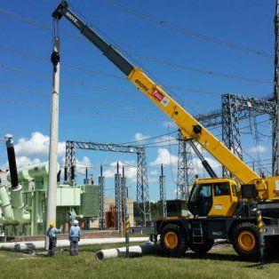 la epe ampliara el abastecimiento de energia al norte de la provincia
