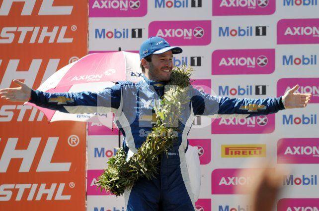 #STC2000: Canapino se consagró ganador de la carrera diurna en Santa Fe