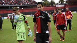 Un exjugador de Colón dejó a Newells fuera de la Copa Santa Fe