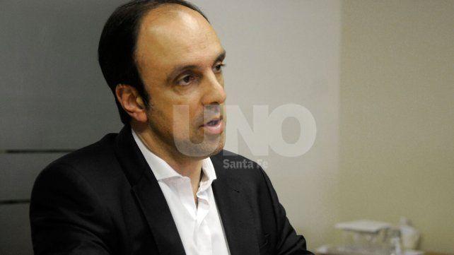 José Corral participó del primer Encuentro Nacional de Intendentes