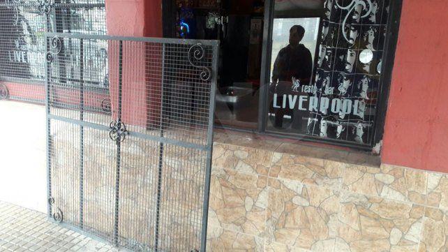 Preocupación por el robo en un bar en el barrio Mariano Comas