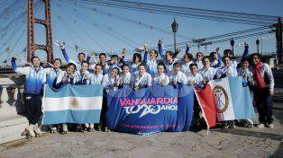Campeonas panamericanas de patín piden la ayuda de los santafesinos para ir al Mundial en Italia