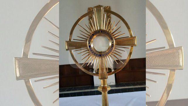 Conmoción por la aparición de la Virgen en Santa Fe