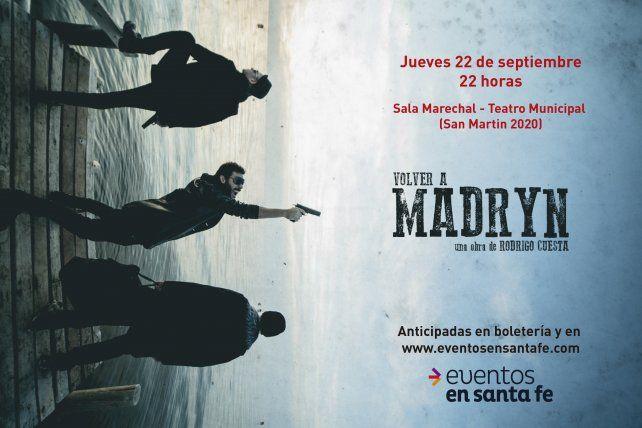 Diario UNO te invita a ver la obra Volver a Madryn