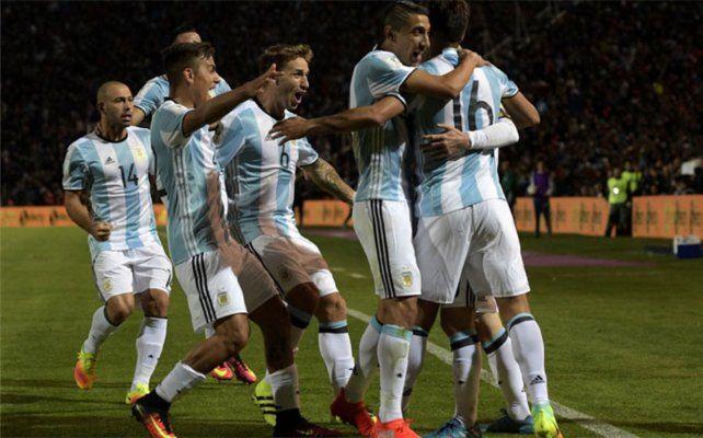 El partido entre argentina y Venezuela va a las 20.30, media hora más tarde de lo previsto