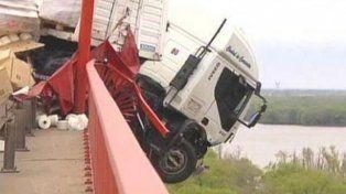 Así quedó el vehículo luego de protagonizar el accidente con otros automovilistas.