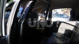Impulsan la implementación de una mampara antivandálica para taxis y remises de la ciudad
