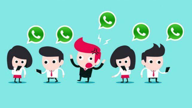 Cómo abandonar grupos de WhatsApp sin que nadie se entere