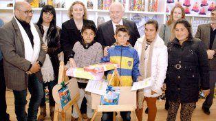 El gobierno provincial y Unicef  trabajarán para promover la inclusión social de niños y familias vulnerables
