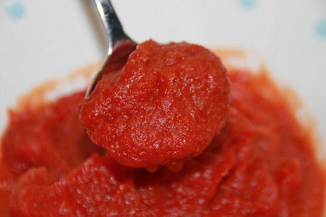 Prohibieron la circulación de una conocida marca de tomates triturados