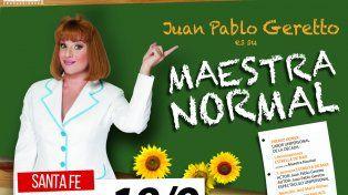 Diario UNO te invita a ver a Juan Pablo Geretto en Santa Fe