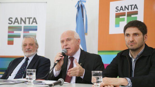 Soluciones. Lifschitz y Macri buscarán acercar posiciones para tomar medidas conjuntas.