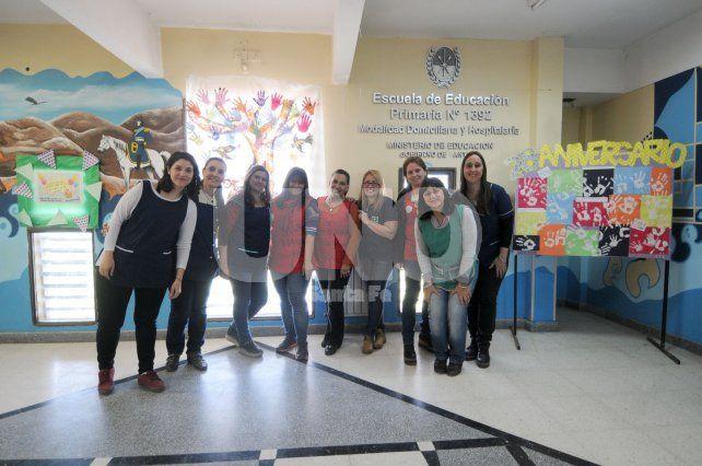Las docentes destacaron el vínculo especial que se genera con cada estudiante. Foto: J.M. Baialardo