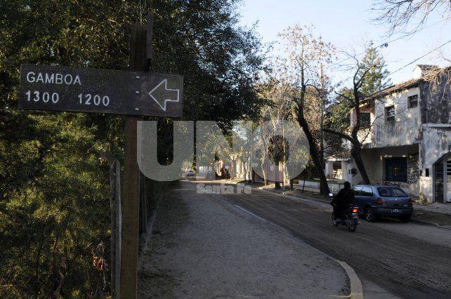 Las calles de la ciudad son objetos de trabajos de mejoras de forma constante.