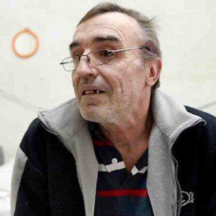 hugo tognoli reclama derechos con una huelga de hambre