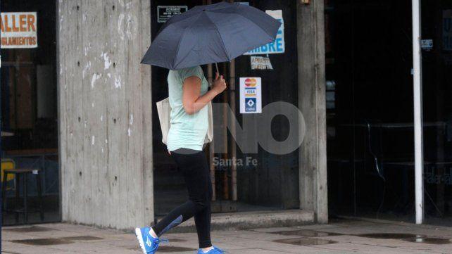 Lluvia y calor en la ciudad