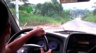 Un niño de 12 años condujo 120 kilómetros para ir a ver a sus abuelos