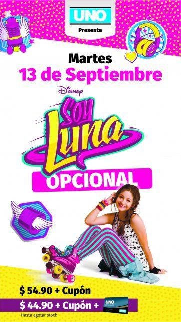Este martes llega la Revista de Soy Luna