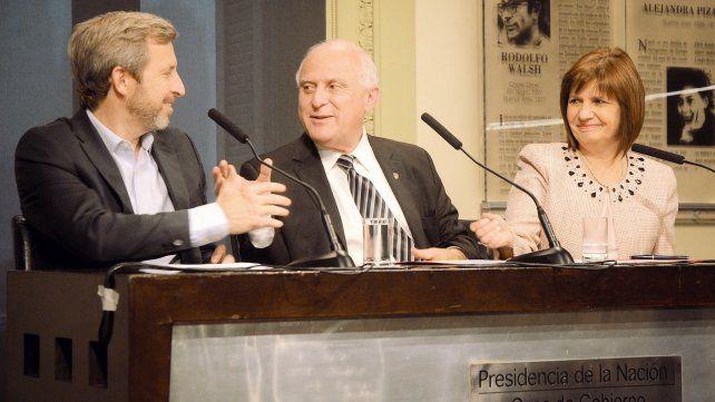 Lifschitz y Macri acordaron una política de Estado en seguridad