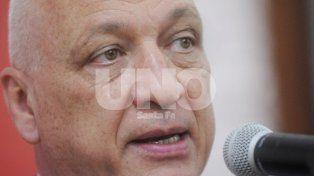 Bonfatti tomó distancia de una posible candidatura  a diputado nacional