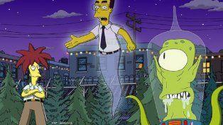 Los Simpson resucitarán a un personaje muy popular