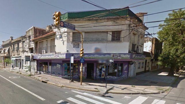 El local ubicado en Rivadavia y Santiago del Esterp