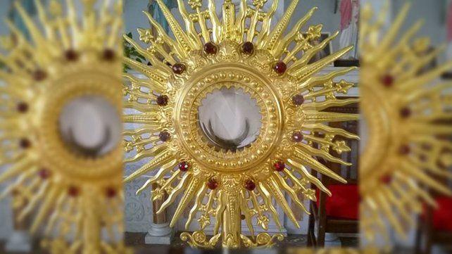 Una nueva imagen de la Virgen de Guadalupe apareció en la ciudad de Santa Fe