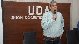 Presentaron en el Congreso el proyecto de UDA sobre financiamiento educativo