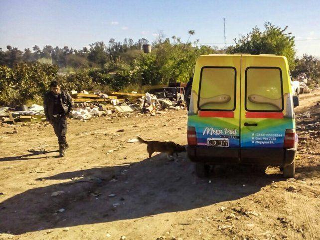 Clausuraron a tres reconocidas empresas por arrojar residuos en el norte de la Ciudad