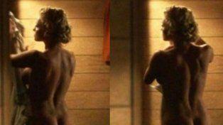 Pamela Anderson, sexy en cine: aparece desnuda