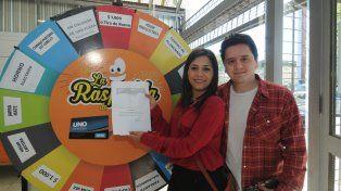 La Raspadita sigue entregando fabulosos premios todas las semanas